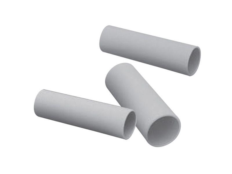 PVC - SPOJNICA ZA GLATKU CEV 180* fi 16